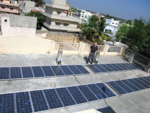 Time to ditch diesel generators for solar rooftops