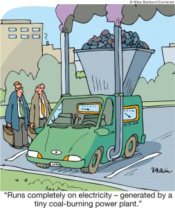 What is all the fuss about clean coal technology?