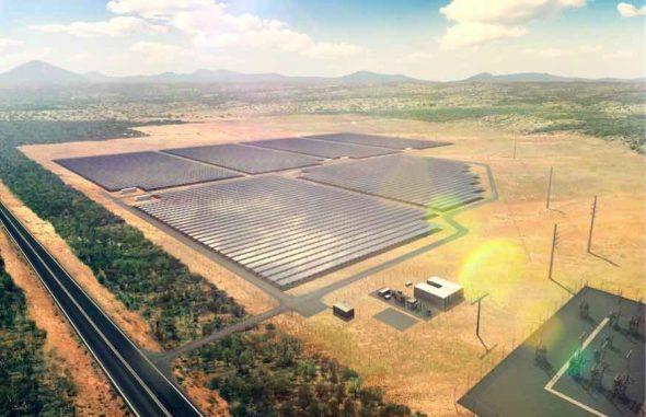 Carmichael coal project in the Galilee Basin
