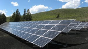 Farmers flock to solar and battery storage