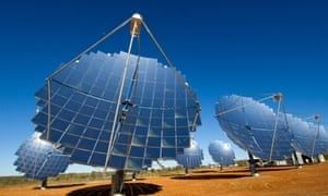 What would Australia look like powered by 100% renewable energy?