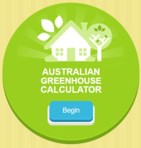 Australian Greenhouse calculator