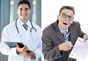 Read more about the article A doctor in eight years & solar salesperson in a day?